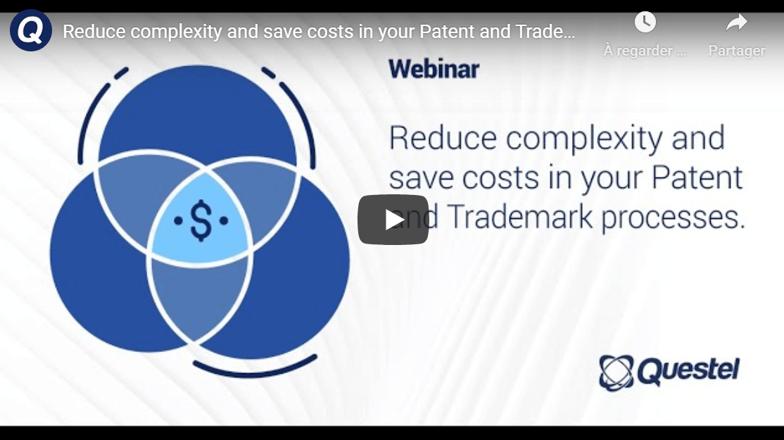 reduce complexity patent trademark processes