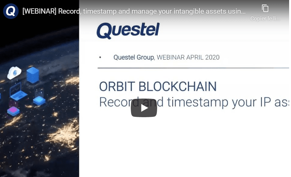 manage your assets using blockchain video