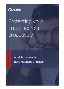 Protecting your trade secret proactively